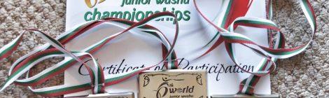 ブルガリア??第六回世界Jr選手権大会?