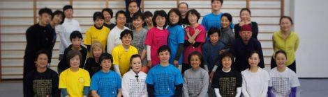 日本連盟・本部教室が10周年を迎えました