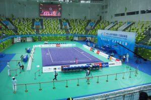 第13回中国全国運動会 天津理工大学体育館