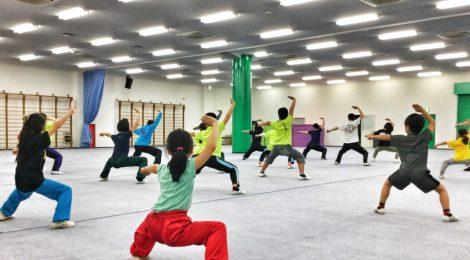 2018年ジュニア教室初練習